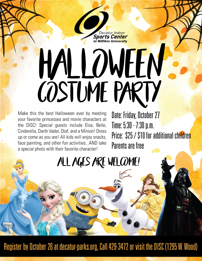 DISC Halloween Costume Party  47558dc713e8