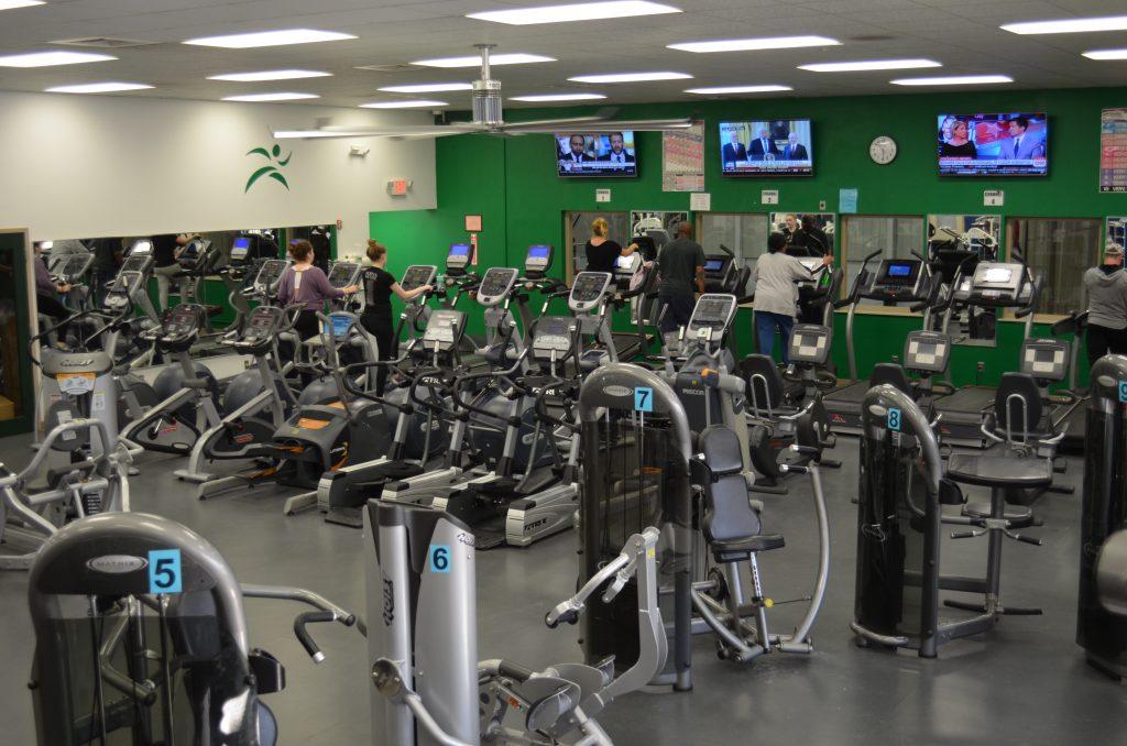 Fitness Center Disc