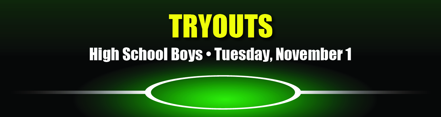 Boys Tryouts