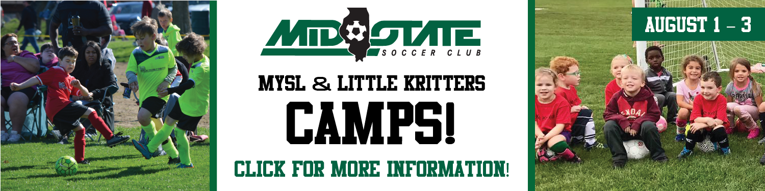 MidState Youth Soccer League & Little Kritters Camps