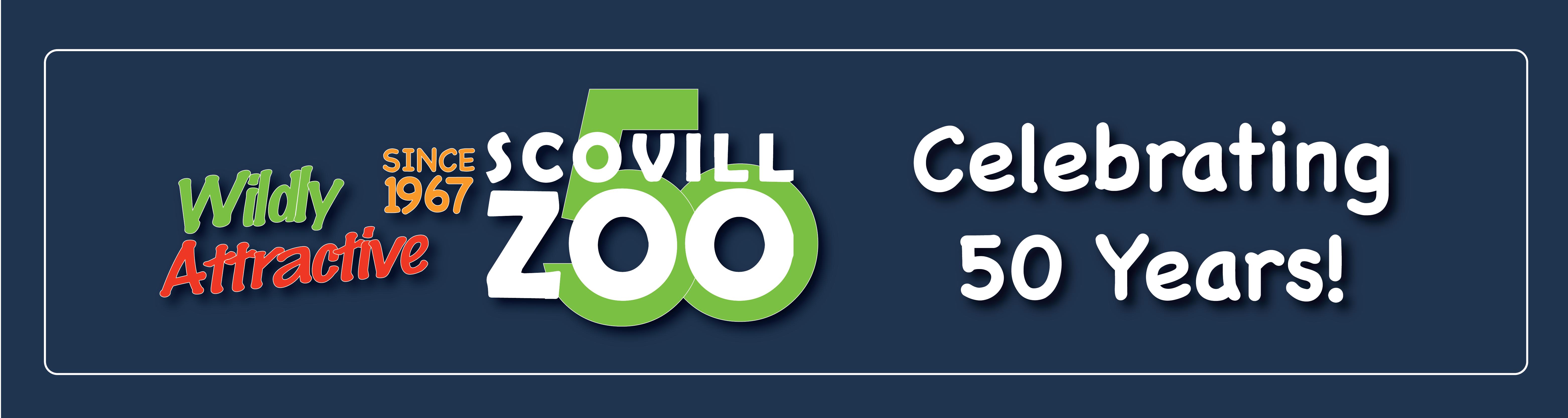 Scovill Zoo's 50th Anniversary