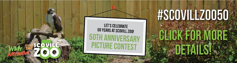 Scovill Zoo 50th Anniversary Picture Contest