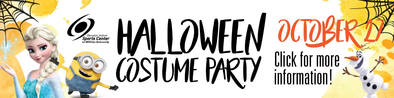 DISC Halloween Costume Party