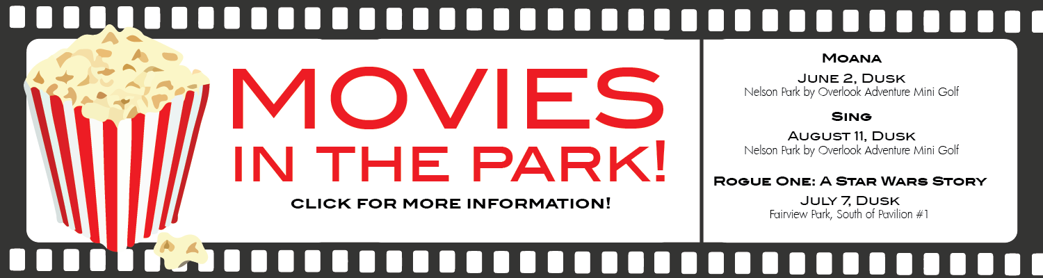 Movies in the Park!