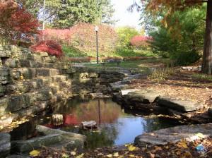 Nelson Park Anna Bethel Fisher Rock Garden