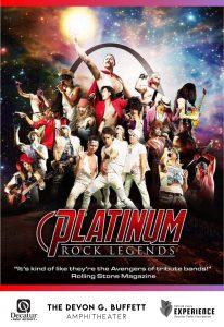 Platinum Rock Legends | Decatur Park District